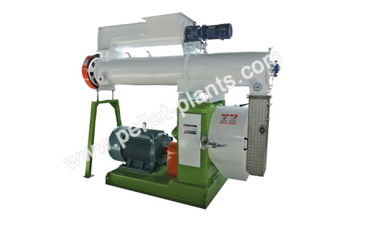 SZLH Series Animal Feed Pellet Mill - SZLH 250