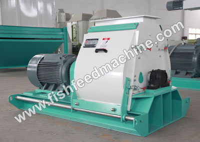 AMS-ZW-60B Feed Hammer Mill for Fine Grinding - AMS-ZW-60B
