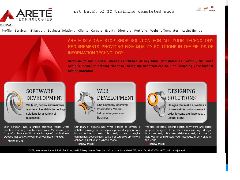 software development navi mumbai - IT Services