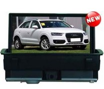 Car dvd Audi Q3 radio navigation - HL-8860GB