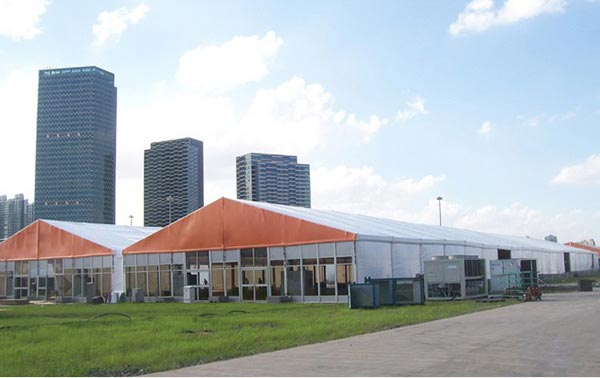 Exhibition Tent For Asean Expo - 10
