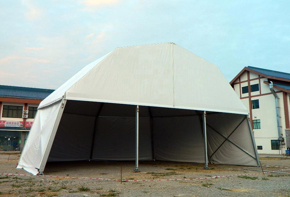 New Style Octagonal Tent - 10