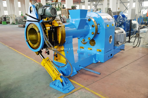 Rubber extruder - Rubber extruder