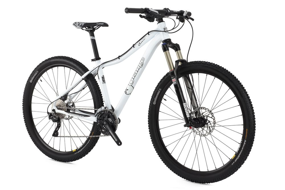 Orange Diva Pro Mountain Bike 2014 - Orange