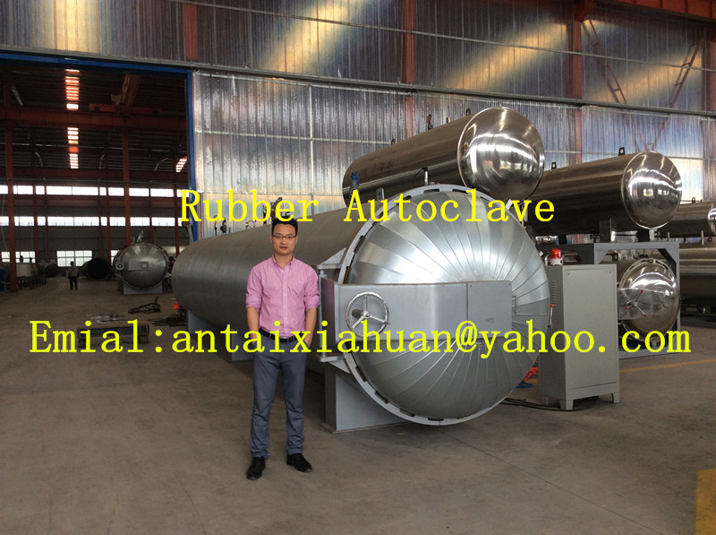 Electrically Heated Autoclave 1740