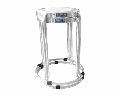 Stool Stainless Steel Stool Qp 1659