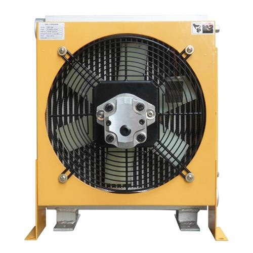 Hydraulic Motor Air Oil Cooler Hm1680 Model