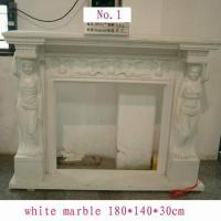 Large picture Granite fireplace