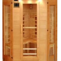 Large picture far infrared sauna room