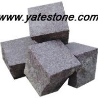 Large picture Granite cobble and cube