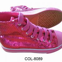 Large picture Vulcanized shoes COL-8089