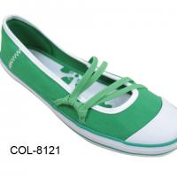 Large picture Ladies vulcanized shoes COL-8121