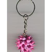 Large picture Spiky Key Chain