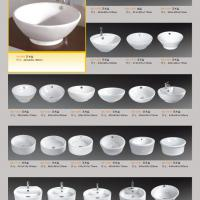 Large picture wash basin