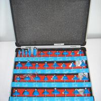 Large picture 35pcs/set router bit