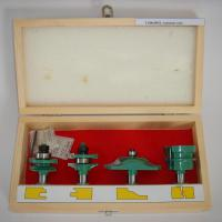 Large picture 4pcs/set router bit