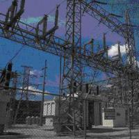 Large picture Manufacturers of Sub Station Structures