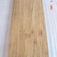 Large picture Strand woven bamboo flooring