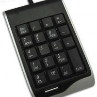 Large picture Keypad with Symbol short-cut key