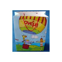 Large picture gift bag,paper bag,paper shopping bag