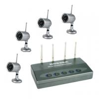 Large picture 2.4G wireless camera kit