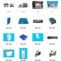 Large picture plastic mould
