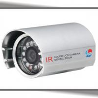 Large picture JVE-818 IR waterproof CCD camera