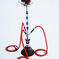Large picture hookah
