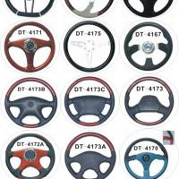 Large picture steering wheel