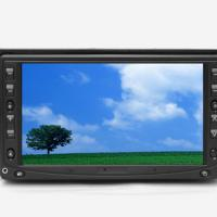 Large picture 6.2-inch Slide down panel and touch screen 2-Din D