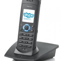 Large picture skype phone