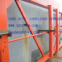 Large picture SEMI-AUTO CONTAINER SPREADER