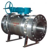 Large picture Forged Steel Ball Valves