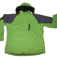 Large picture skiing wear
