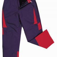 Large picture skiing pant