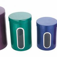 Large picture Canister Set