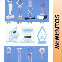 Large picture momentos, awards, trophy, mementos