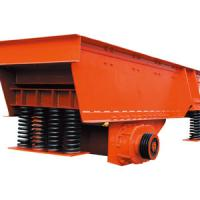 Large picture Vibrating feeder