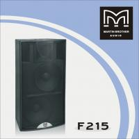 Large picture Blackline series professional loudspeaker F215