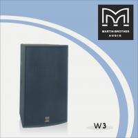 Large picture long bow loudspeaker / Arrayable three-way W3
