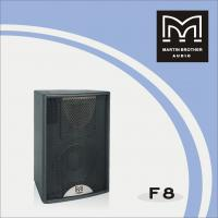 Large picture Blackline series professional loudspeaker F8