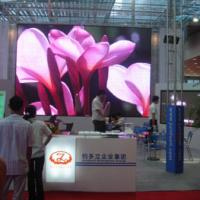 Large picture Indoor LED display screen PH7.62