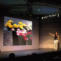 Large picture Indoor LED display screen PH8