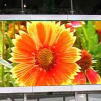 Large picture Semi-SMD LED display PH10