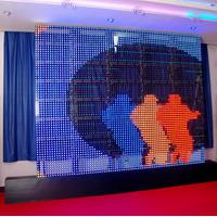 Large picture LED gridding display PH37.5