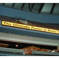 Large picture LED indoor moving signs