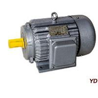 Large picture YD Series Pole-Changing Multi-Speed motor