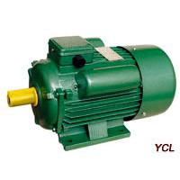 Large picture YCL Series Heavy-Duty Single-Phase Capacitor motor
