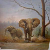 Large picture famous oil paintings reproduction
