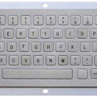 Large picture stainless keyboard